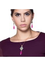 Esmeralda Lambert Necklaces LN-33