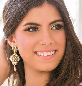 Esmeralda Lambert Earrings I30