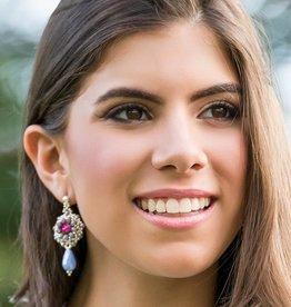 Esmeralda Lambert Earrings M05