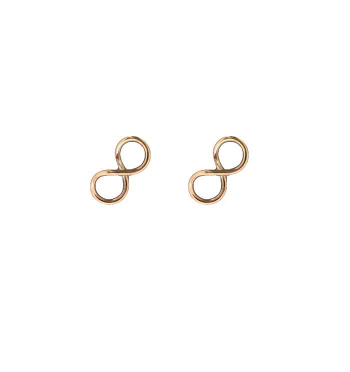 Mark Steel Earrings P19