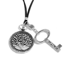 Good Work Tree of Life Necklace