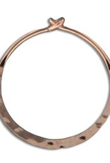 Mark Steel Earrings PH4 Rose Gold Filled