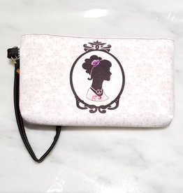 Valentina Oppezzo VictoriANgle Hippie Style Vegan Friendly Wristlet