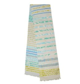 AE Scarves Sahara- cotton/linen scarf