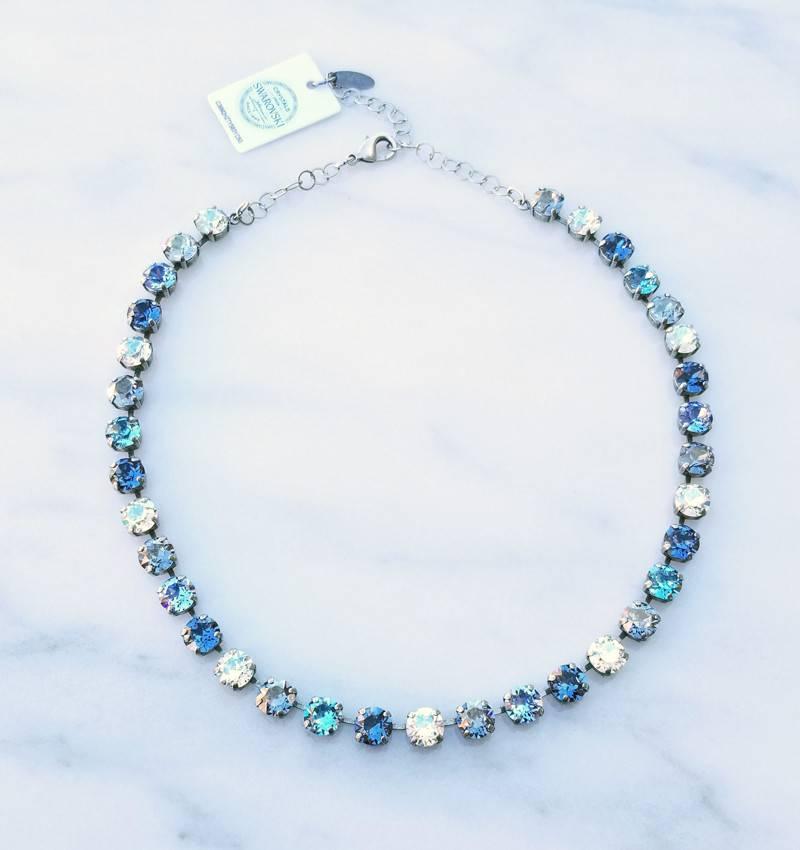 Atlantis Berlin Atlantis Necklace Light Blue Shades
