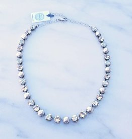 Atlantis Berlin Atlantis Necklace Crystal Pearls