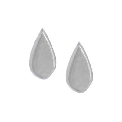 Just Post Sterling Silver Earrings