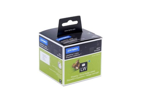Dymo Dymo Label 99012