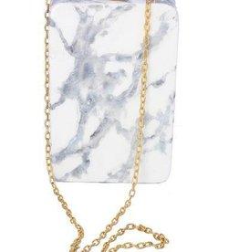 Ashlyn'd Ashlyn'd Woodsy White Marble