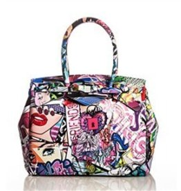 Save My Bag Save My Bag Miss Lycra Graffiti