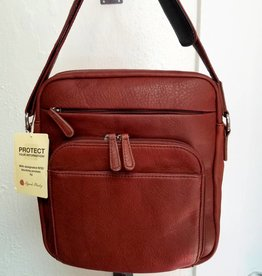 Osgoode Marley Osgoode Marley 4031 Christopher Cross Body Brandy