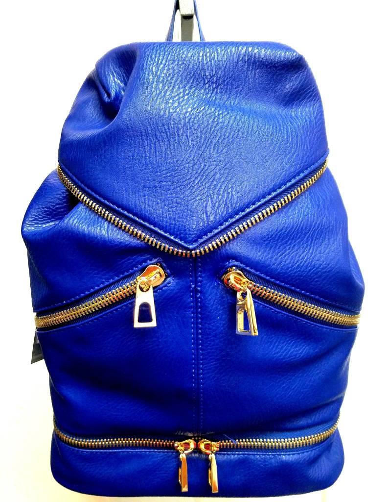 Hang Accessories Inc. Hang Alexia Blue Backpack