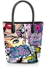 Save My Bag Save My Bag Pop Graffiti