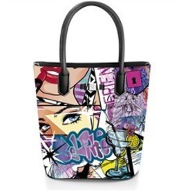 Save My Bag Save My Bag Pop Graffiti