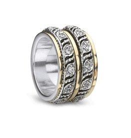 Meditation Rings Meditation Ring Promise 3039 size 7