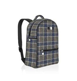 Save My Bag Save My Bag Backpack Plaid