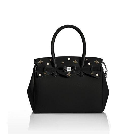 Save My Bag Black Label Monaco