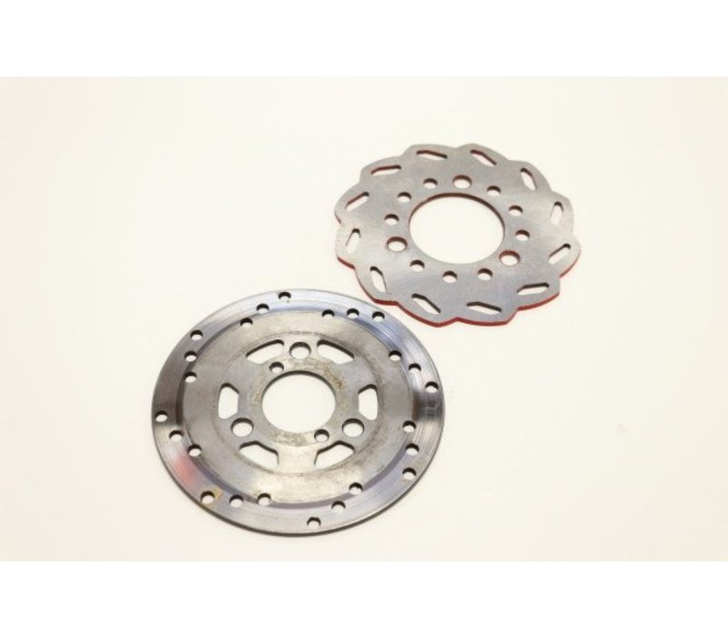 Front Hydraulic Disc Brake Rotor (Cyclone)