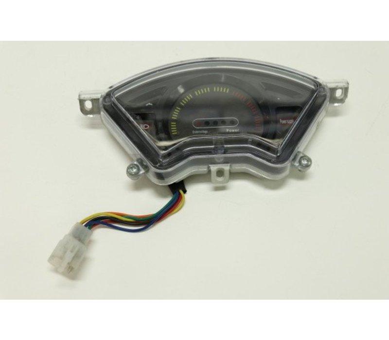 Speedometer Analog  Cyclone