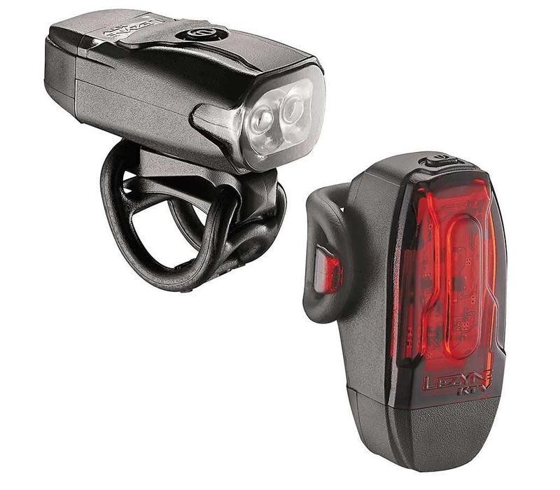 Lezyne, KTV Drive, Light Set, Black
