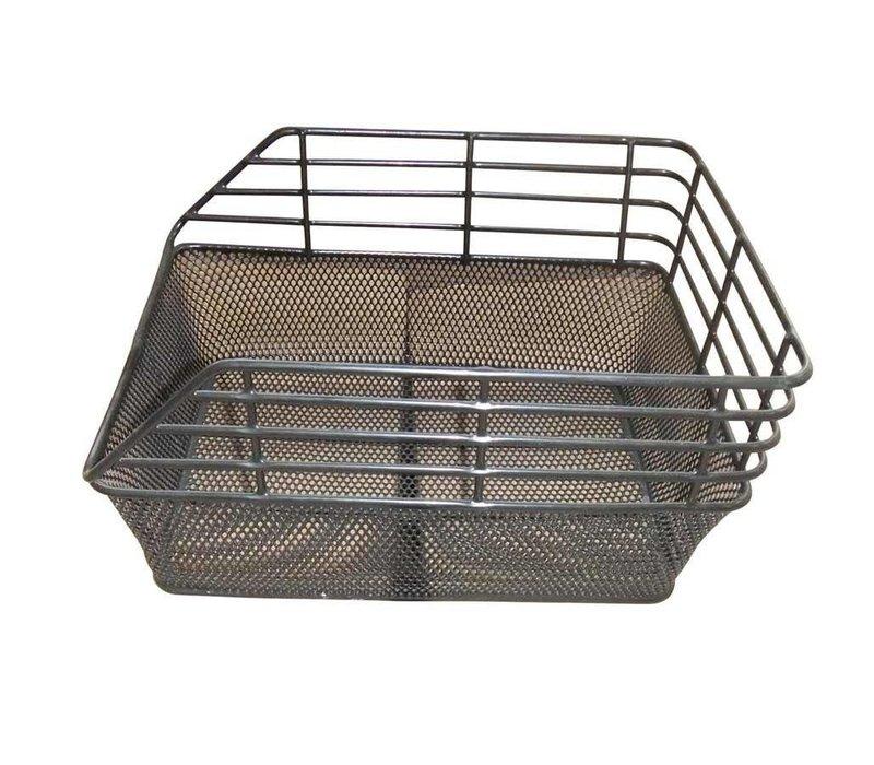 EVO, E-Cargo Dual Mesh, Rear basket