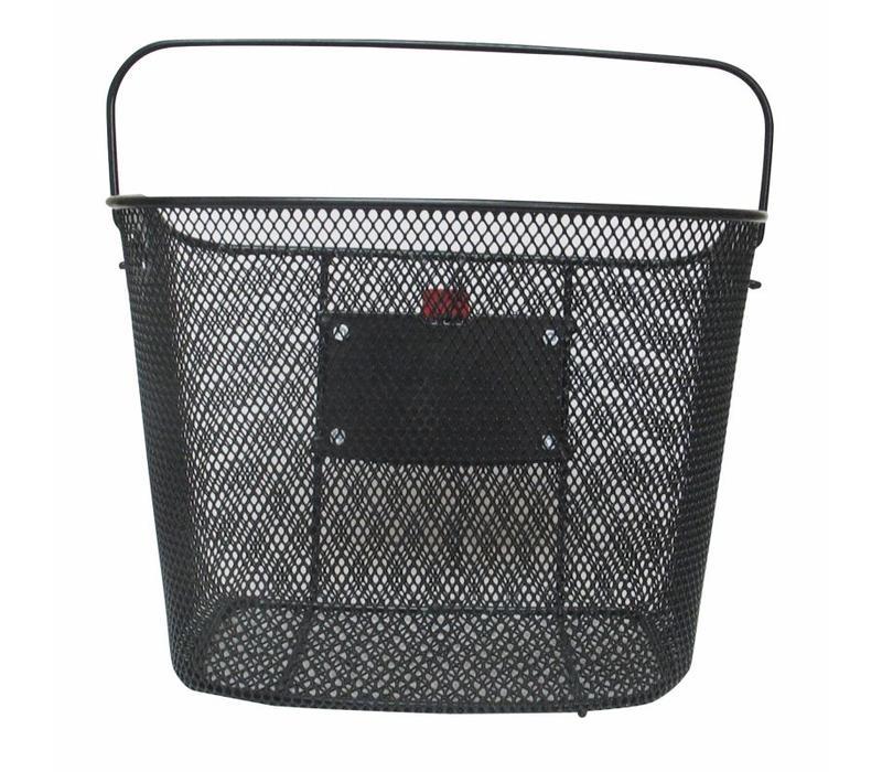 EVO, E-Cargo QR-Mesh Traveller II, Front basket, QR Bracket
