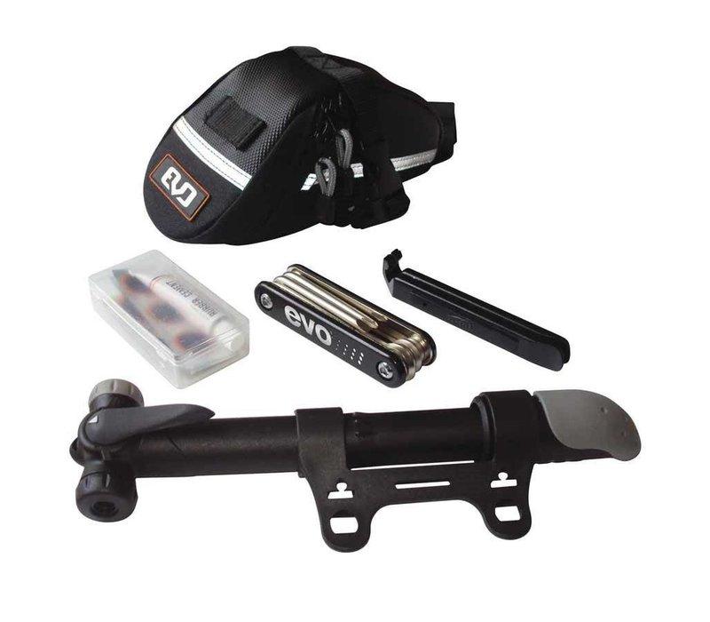 EVO, Value Pack, Saddle Bag/Multi Tool/Repair Kit