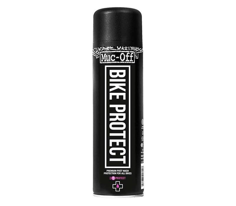 Muc-Off Bike Spray Polish, 500ml *** HAZARDOUS MATERIALS AEROSOLS ***
