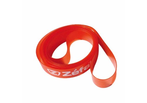 Zefal, Soft PVC, Rim Tape, MTB, 26''x 22mm, Red, Unit