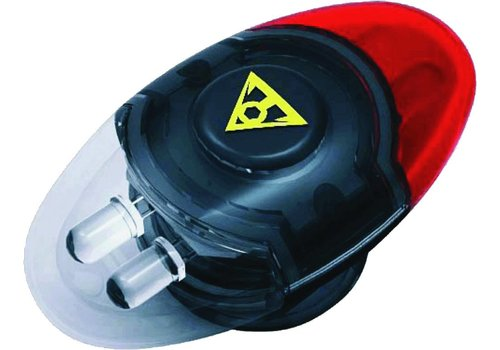 Topeak Headlux Helmet Light White/Red LED