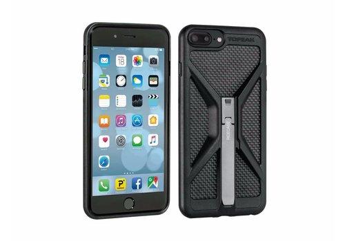 Topeak Ridecase w/ mount Iphone 7+/6s/6+ Black