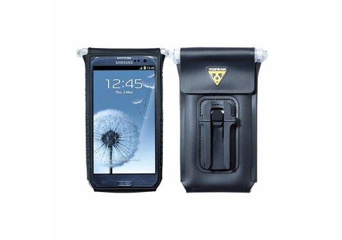 "Topeak Smartphone Drybag 4-5"" - Black"