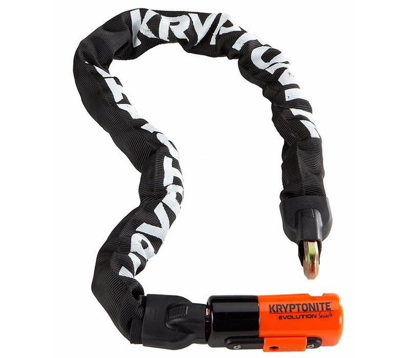 Kryptonite Evolution Series 4 1090 Integrated Chain 35.5