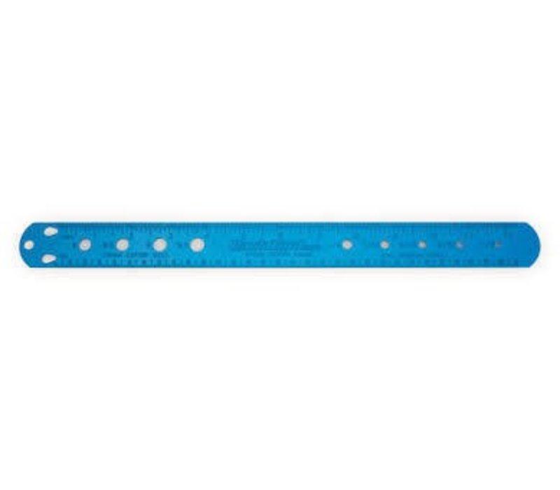 Park Tool, SBC-1, Spoke, bearing and cotter gauge