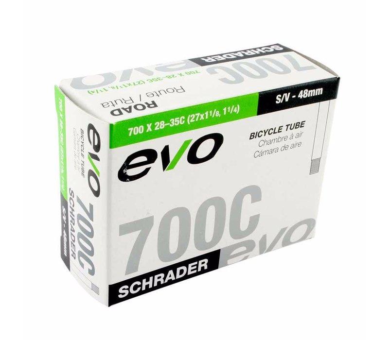 EVO, Inner tube, Schrader, 48mm, 26x2.00-2.40