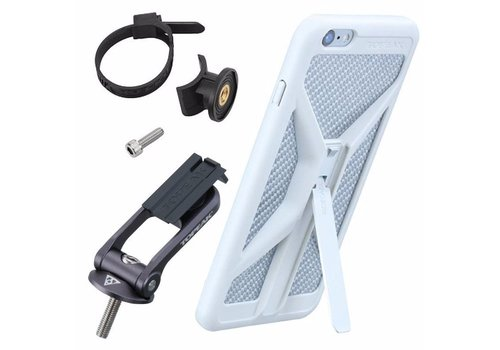 Topeak Ridecase W/ Mount Iphone 7/6s/6 White