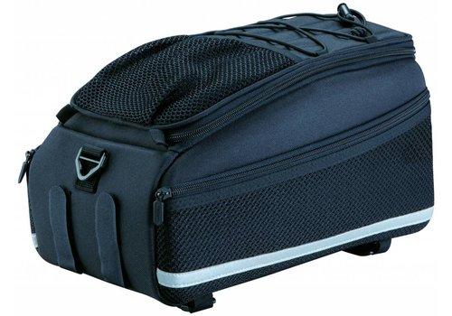 Topeak Topeak, Trunk Bag EX, Velco Strap, Black
