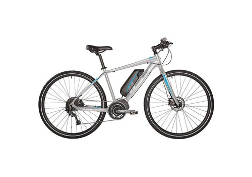 EVO EVO, Fastway 3.0 e-Bike, Shimano STEPS, Grey, L
