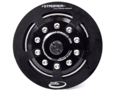 Stromer Stromer - Schlumpf Speed Drive BB Assembly ST1 T with black pressure plates includes 30T ring and guards