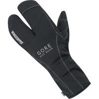 Gore Bike Wear, Road WS Thermo Split Gloves XL, (GROADE9900), Black
