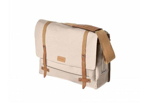 Basil Basil Portland Messenger Bag, Cream