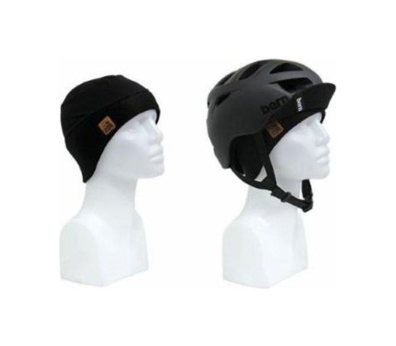 Bern, Cold Weather Bike Liner, Black, L