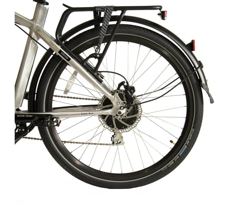 "Das-Kit Infinite/ Elevate R4 Rear Hub Motor 48V 500W 27.5"" Wheel"