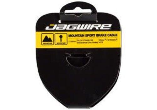 Jagwire, Basics, Brake cable/shift and housing, MTB, Black