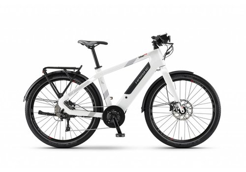 Haibike Haibike Urban Plus White