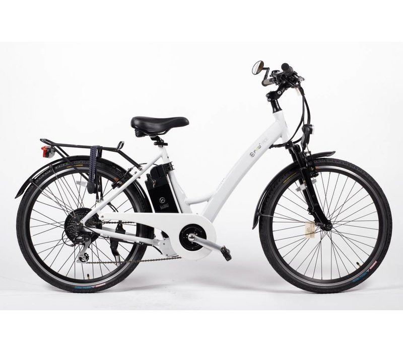A2B F4W Ride - Broken. Missing Battery, Controller.  Parts Bike