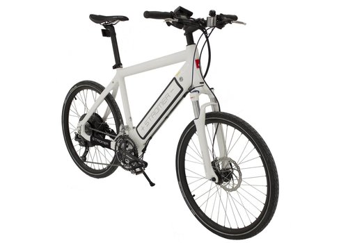 Stromer Stromer V1 Elite Demo White 20 #5638, 125 Kms