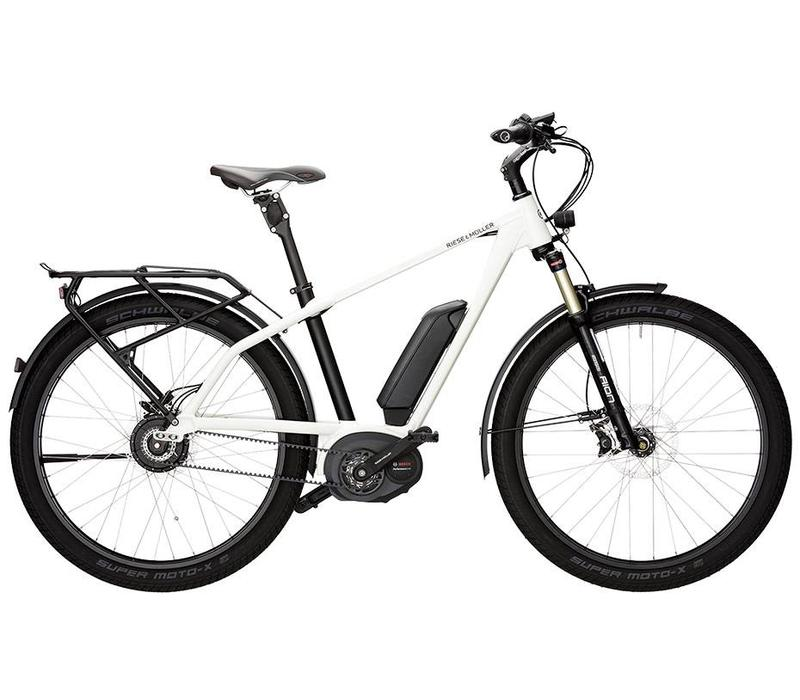 Riese & Muller Charger GT Nuvinci 2018
