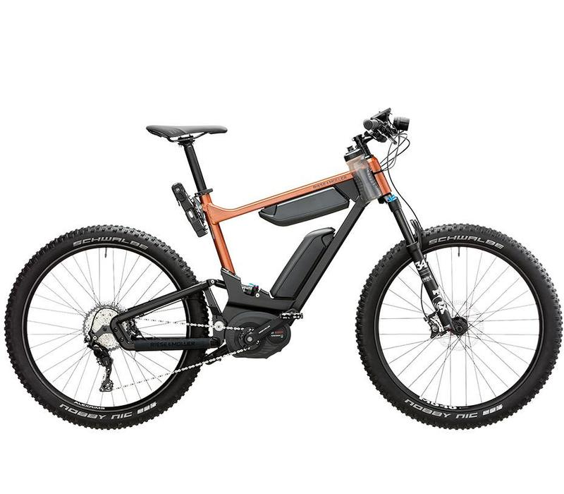 Riese & Muller Delite Mountain Rohloff 2018