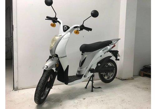 Amego Scooter #2 e-Breeze White no battery